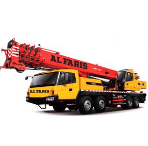 Our Products | Crane Rental | Alfaris