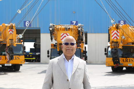 Al Faris Group ranks #12 worldwide and #1 in the MENA Region on International Cranes IC50 list