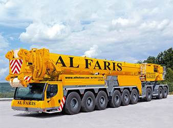 Crane Rental Dubai | Heavy Equipment Rental and Maintenance